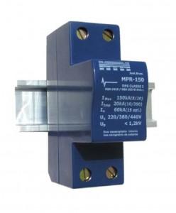 MPR-100-150  Classe I Proteção entrada rede